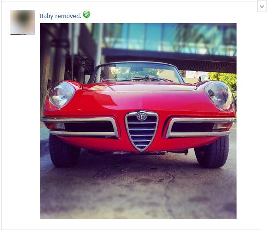 Nee dit is geen Ferrari, lees maar verder